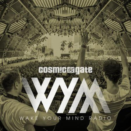 Cosmic Gate - Wake Your Mind 206