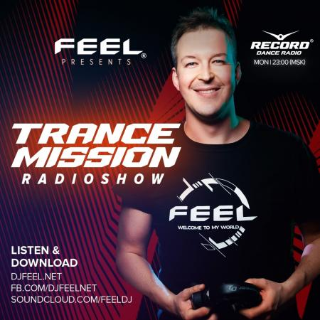 DJ Feel - TranceMission 922 (17-03-2020)