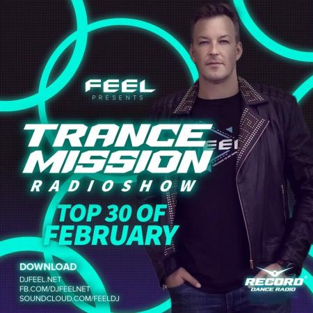 DJ Feel - TranceMission 923 (23-03-2020)