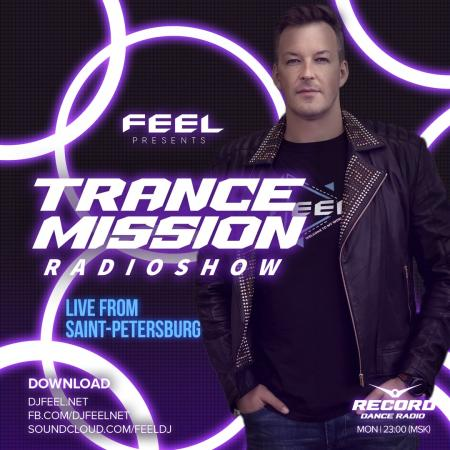 DJ Feel - TranceMission (01-06-2020)